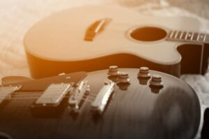 Should My Child Learn the Electric or Acoustic Guitar