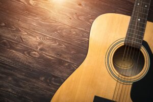 When Was the First Acoustic Guitar Made