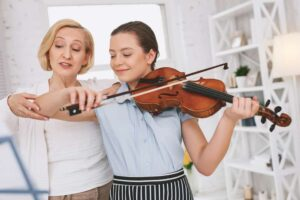 5 Ways to Get the Most Out of Violin Lessons