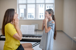 Are Voice Lessons Needed If My Child Is a Great Performer Already