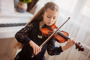 When Should My Child Start Violin Lessons