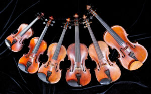 How to Choose the Right Size Violin