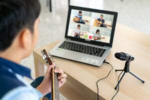 Why Choose Online Music Lessons Over In-Person Private Lessons