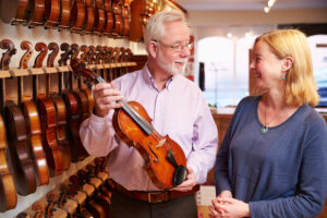 How To Select the Best Violin For a Beginner Violin Student