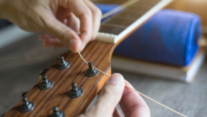 How to Safely and Correctly Restring a Guitar