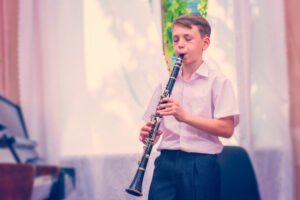Top 4 Reasons to Take Private Clarinet Lessons