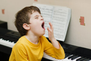Tips to Keep Your Hesitant Child Interested in Music Lessons