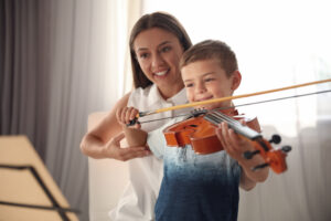 Which String Instrument Should My Child Play