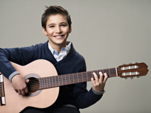Are Guitar Lessons Needed If My Child Is Already A Great Performer