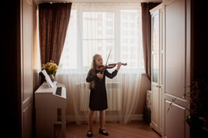 Why Taking Violin Lessons Makes You More Successful