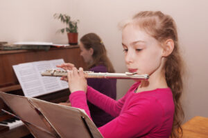 Practice Techniques For Flute Students